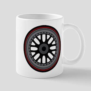 Mesh Wheel Mug