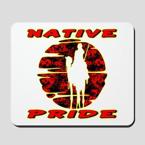 Native Pride #1002 Mousepad