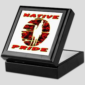 Native Pride #1002 Keepsake Box