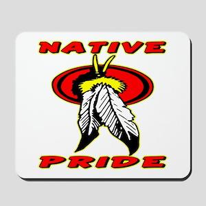 Native Pride #1001 Mousepad