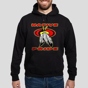 Native Pride #1001 Hoodie (dark)