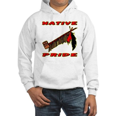 Native Pride #021 Hooded Sweatshirt
