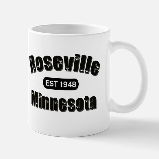 Roseville Established 1948 Mug