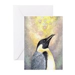 Penguin Greeting Cards (Pk of 20)
