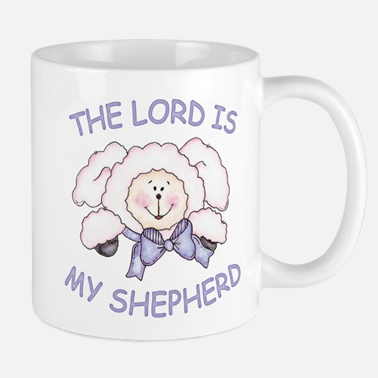 Lord is Shepherd (Lamb) Mug