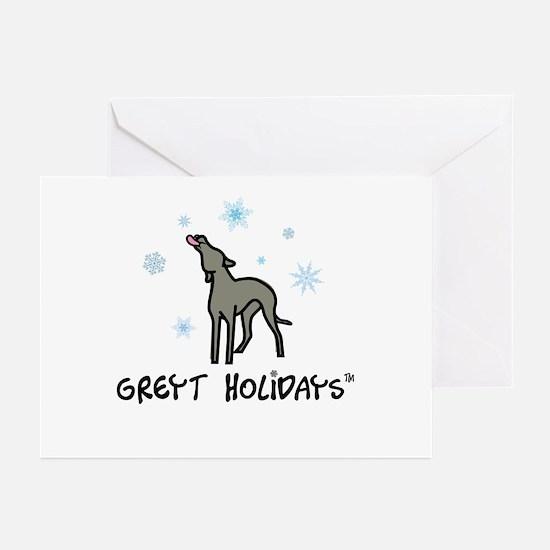 Greyt Holidays Greeting Cards (Pk Of 20)