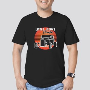 1930 Ford Deuce Men's Fitted T-Shirt (dark)