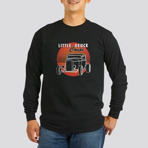 1930 Ford Deuce Long Sleeve Dark T-Shirt