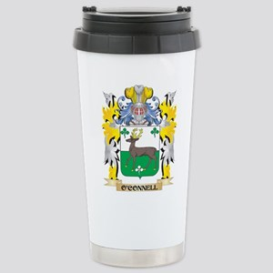 O'Connell Fam 16 oz Stainless Steel Travel Mug