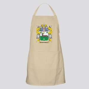 O'Connell Family Crest - Coat of A Light Apron