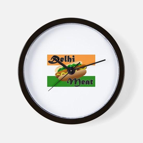 Unique Delhi Wall Clock