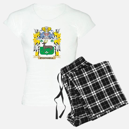 O'Connell Family Crest - Coat of Arms Pajamas