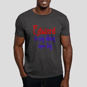 Edward is my Shiny New Toy Twilight Dark T-Shirt