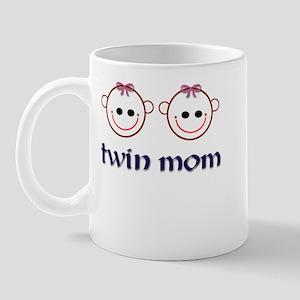 Twin Mom (girls) Mug