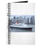 QE2 New York Final Departure Journal