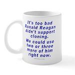 Reagan Clone Mug