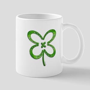 Horseshoe Clover Mug