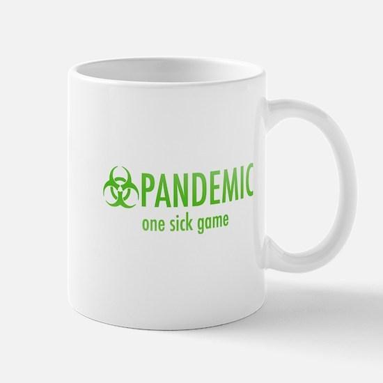 one sick game 4 Mugs