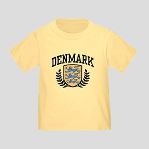 Denmark Toddler T-Shirt