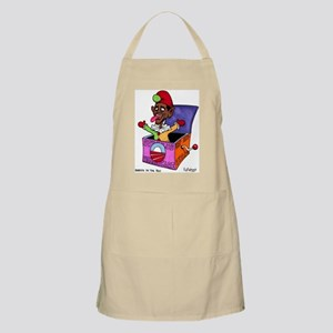 Barack in the Box Apron