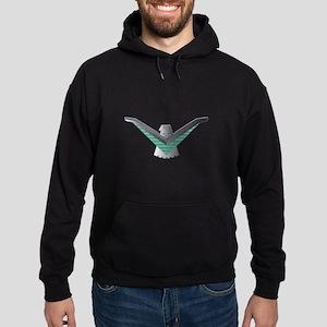 Thunderbird Emblem Hoodie (dark)