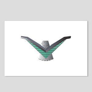 Thunderbird Emblem Postcards (Package of 8)