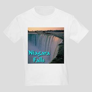 Niagara Falls Kids Light T-Shirt
