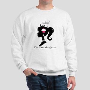 Cupcake Queen Sweatshirt
