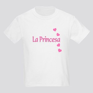 La Princesa Kids Light T-Shirt