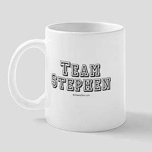 Team Stephen -  Mug