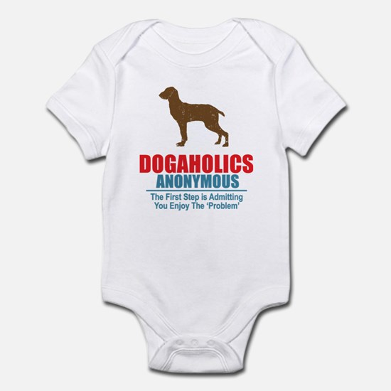 Dogaholics Infant Bodysuit