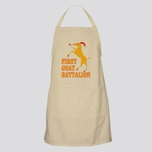 First Goat Battalion Apron