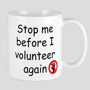 volunteer_black Mugs