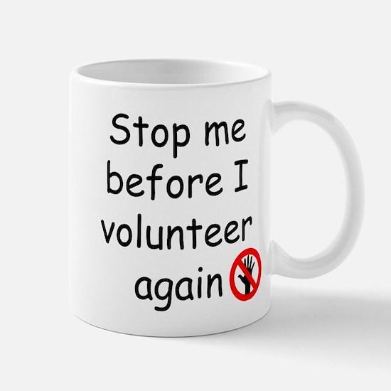 volunteer_black Mugs