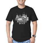 Men's Fitted Mondello T-Shirt (black)