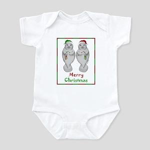 Merry Manatee Infant Bodysuit
