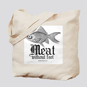 Meat without feet -  Tote Bag