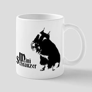 schnauzer2 Mugs
