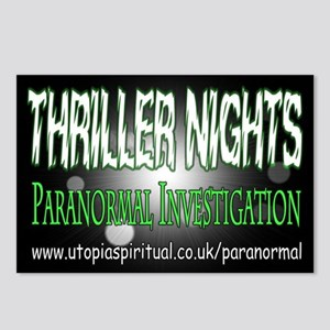 ...T.N Paranormal Team 2... Postcards (Package of