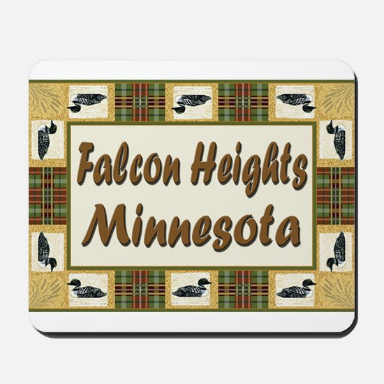 Falcon Heights Loon Mousepad