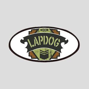 Lapdog apparel Patch