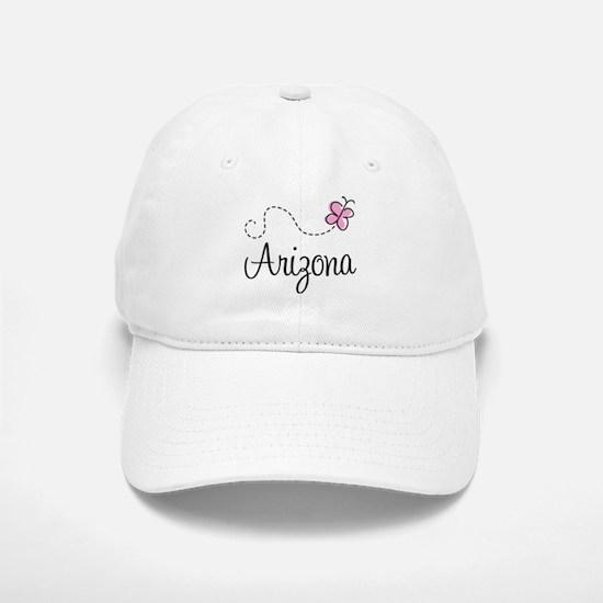 Butterfly Arizona Baseball Baseball Cap