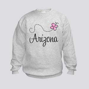 Butterfly Arizona Kids Sweatshirt