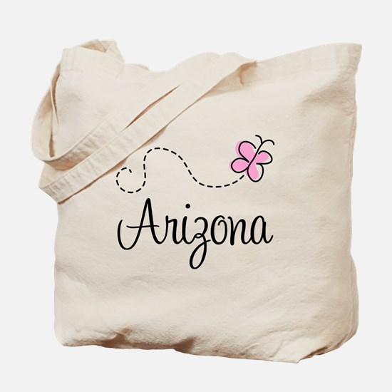 Butterfly Arizona Tote Bag