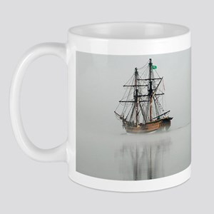 Foggy Morning Mug