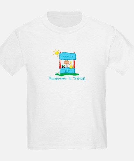 Entrepreneur In Training T-Shirt