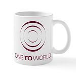 One To World Logo Mugs