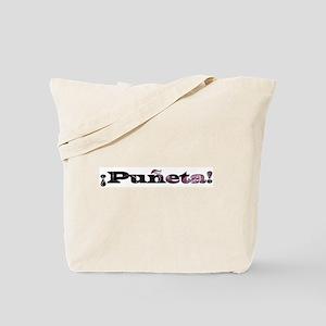 Puñeta Tote Bag