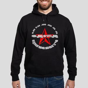 SAIGA University shirts Hoodie (dark)
