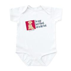 I'm Your Best Friend(Dog2) Infant Bodysuit